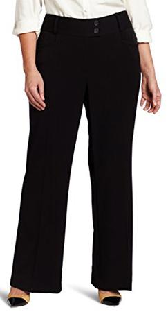 Rafaella Plus Size Pants Gabardine
