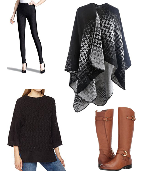 Second Outfit On Styling Leggings