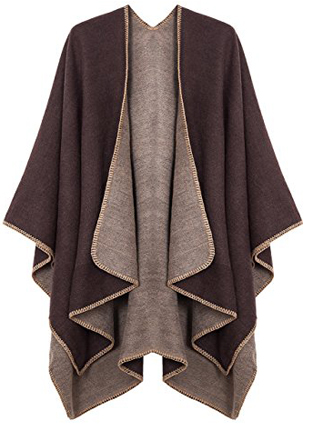Urban CoCo Open Front Poncho