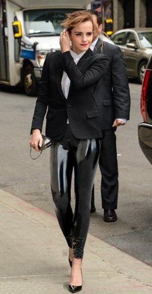 Emma Watson - Leggings