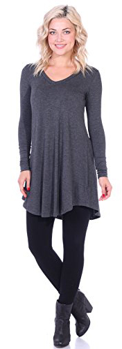 8 Best Tunic Tops For Leggings Reviewed 2018 - 2019