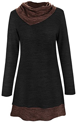 Styleword Patchwork Casual Tunic