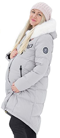 Youth Stream Pregnant Women Winter Jacket