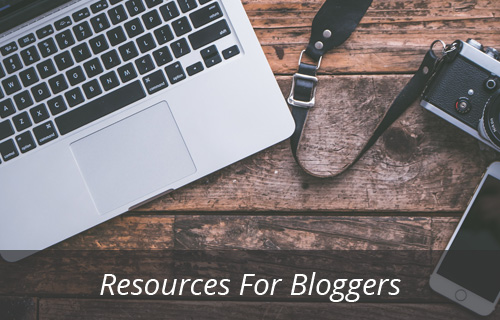 resources for bloggers mycasualstyle