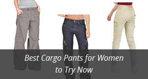 Best Cargo Pants for Women