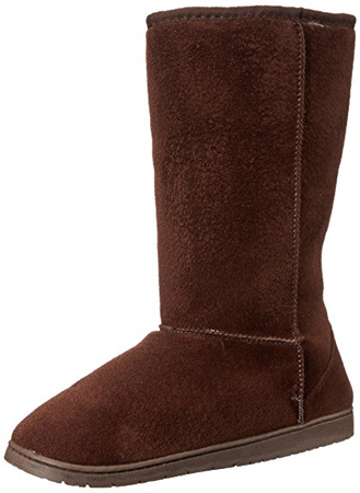 Dawgs Faux Shearling Vegan Boots