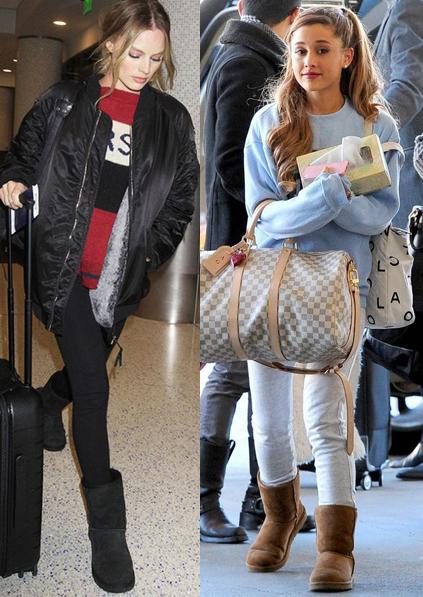 Ugg Boots Alternatives: Margot Robbie And Ariana Grande