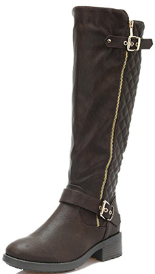 Dream Pairs Knee High Riding Boots