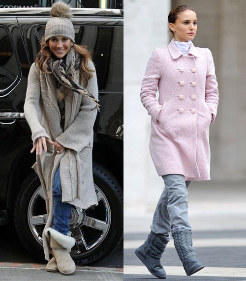 Jennifer Lopez And Natalie Portman: Are UGG Boots Still in Style in 2018?
