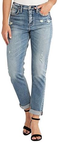 Silver Jeans Co. Mom Jean