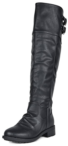 Dream Pairs Knee High and Up Riding Boots