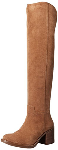 Lucky Over-The-Knee Riding Boot