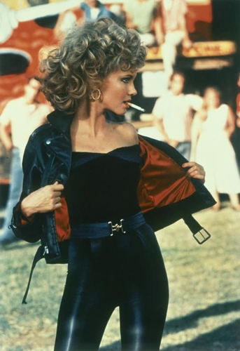 Are Leather Pants in Style in 2018? (Olivia Newton - Grease)