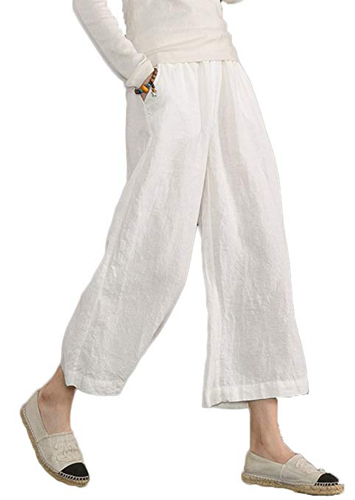 Ecupper Casual Loose Pants