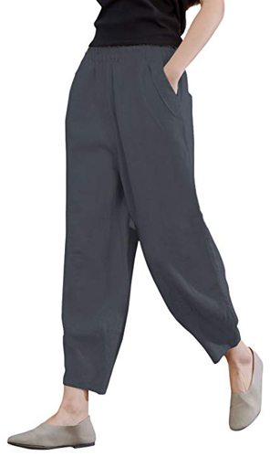 Iximo Capri Loose Pants