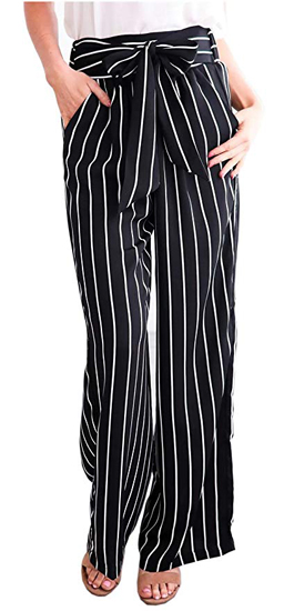 SySea High Waisted Capri Belted Pants