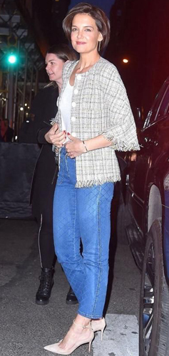 Katie Holmes - What Are Mom Jeans?