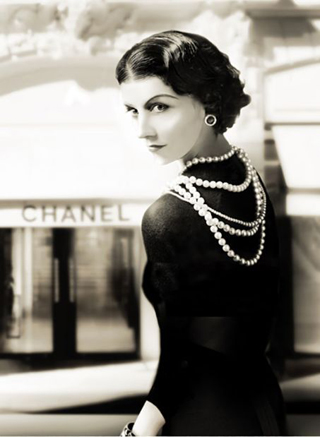 French Fashion Style: Coco Chanel