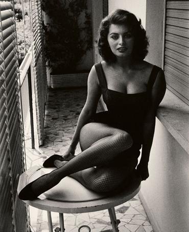 Italian Fashion Style: Sophia Loren