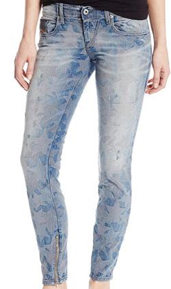 Grupee - Zip Diesel Jeans