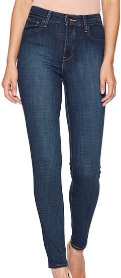 721 High Rise Skinny Levi's Jeans