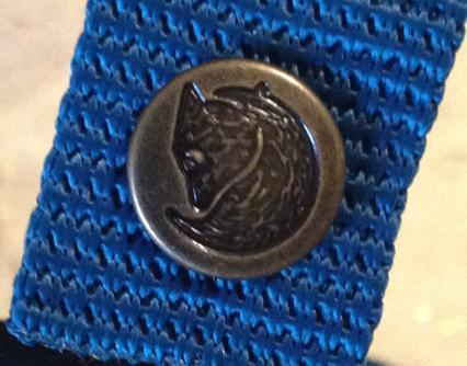 Button Face Fox Original Kånken