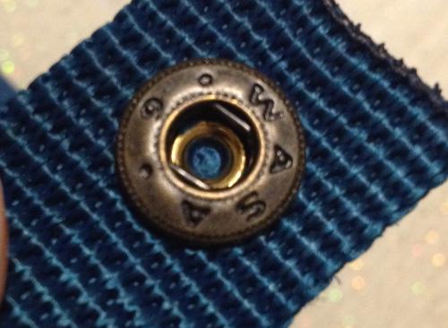 Button Face Wasa 6 Original Kånken
