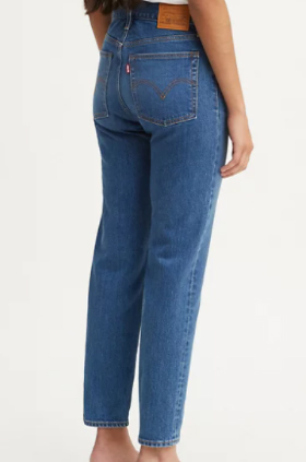 Levi's Wedgie Fit Ankle Women's Jean