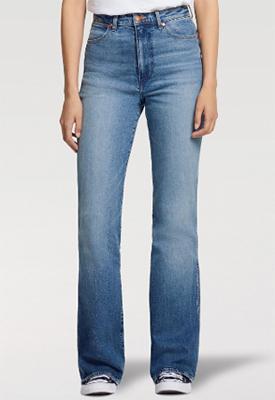Wrangler Westward 626 High Rise Bootcut Jean