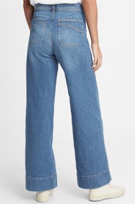 Gap Sky High Wide - Leg Jeans
