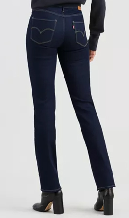 Levi's 724 High Rise Straight Women's Jean