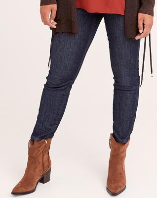 Fiorella Rubino Skinny Jeans with Charms