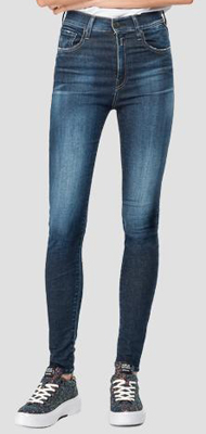 Replay Skinny Fit Leyla Hyperflex Bio Jeans