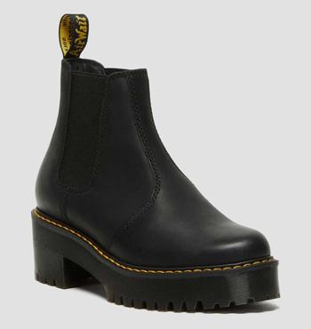 Dr. Martens Rometty Platform Chealsea Boots