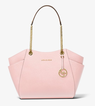 Michael Kors Jet Set Saffiano Shoulder Bag - Tote