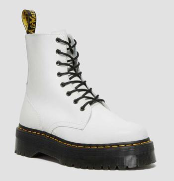 Jadon Platform Dr. Martens Boots