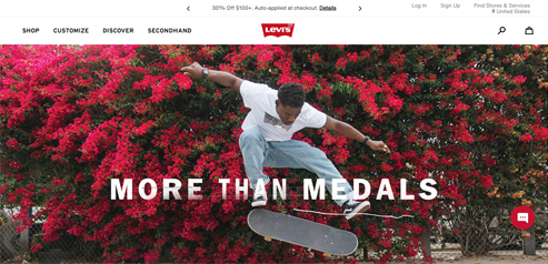 Levis - Official Website