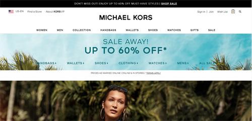 Michael Kors - Official Website