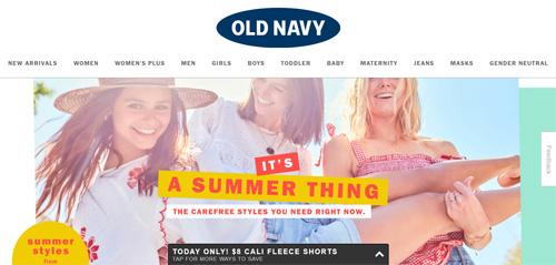 Old Navy - Official Website