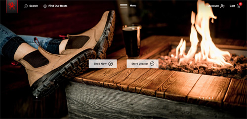 Redback Boots - Official Website